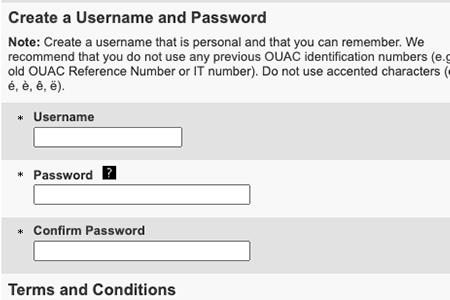 Screenshot of a dialog asking for a user name and password